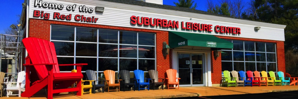 Suburban Leisure Center St Louis, Patio Furniture In St Louis Mo