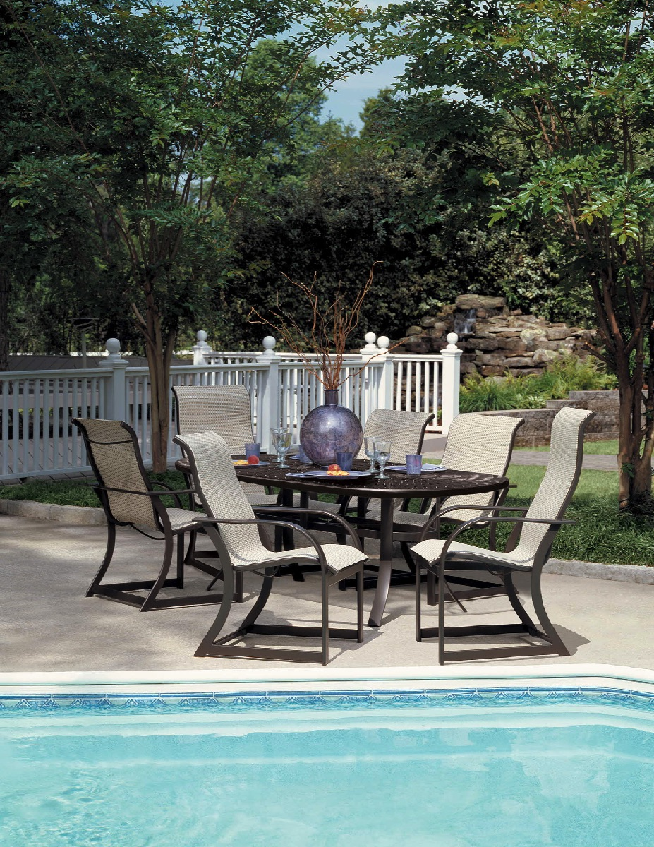 Keywest Sling Pool Patio Outdoor Winston Furniture