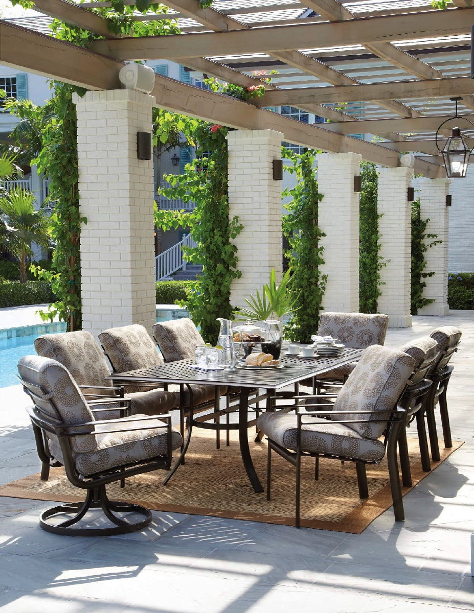 Southern Cay Cushion Patio Poolside Outdoor Winston Furniture